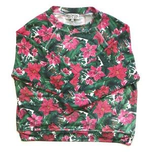 WILDFOXL Island Sommers Crewneck Top